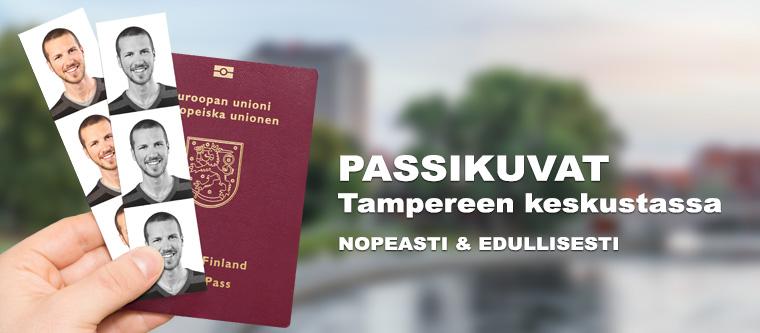 Passikuva Kriteerit